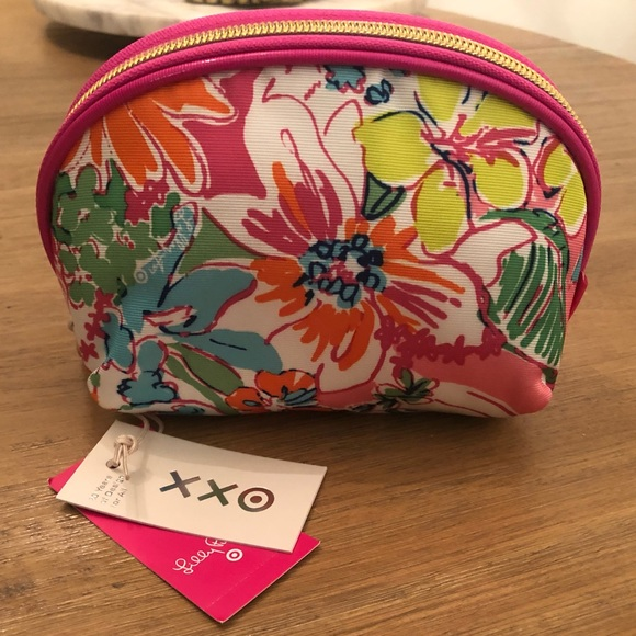 Lilly Pulitzer for Target Handbags - Lily Pulitzer Brand New Small Cosmetic Pouch